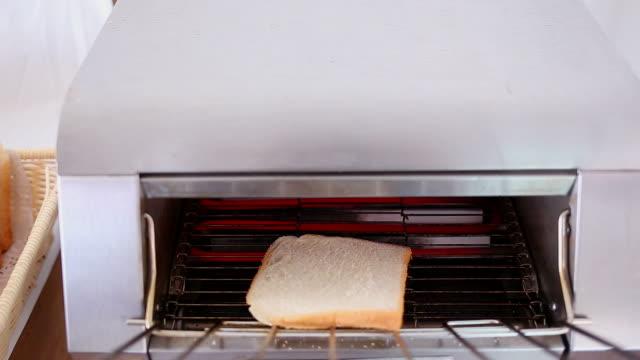 Toaster video