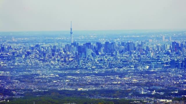 vidéos et rushes de bâtiments de tokyo - canicule