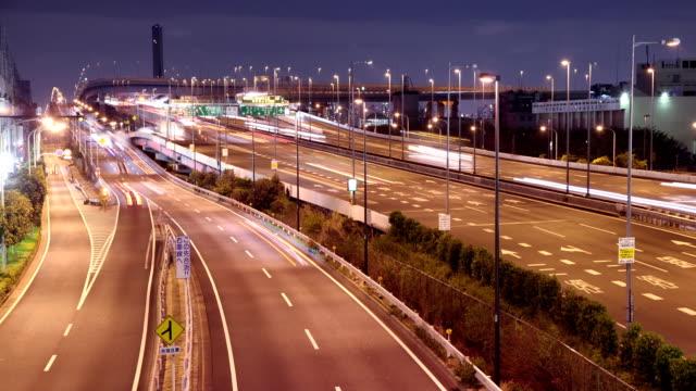 Tokyo Freeway Time Lapse video