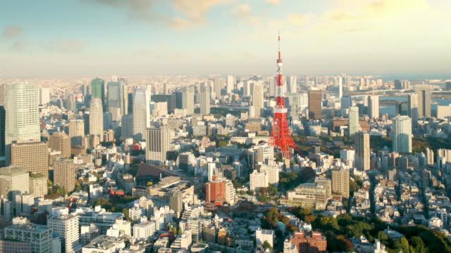 東京の街並み ビデオ