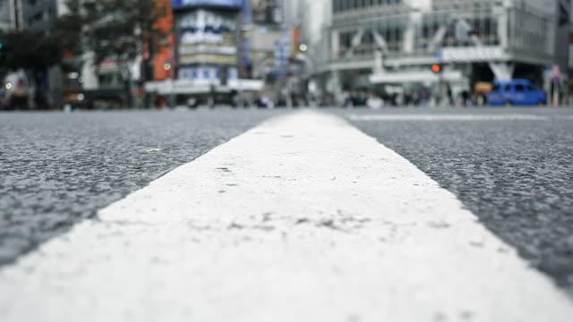 Tokyo Taxi Traffic video