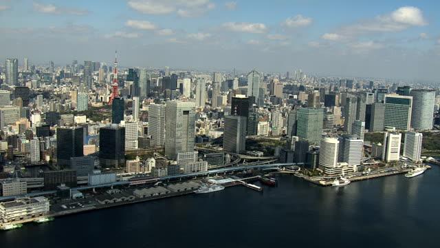 七夕の日に - 東京タワー点の映像素材/bロール