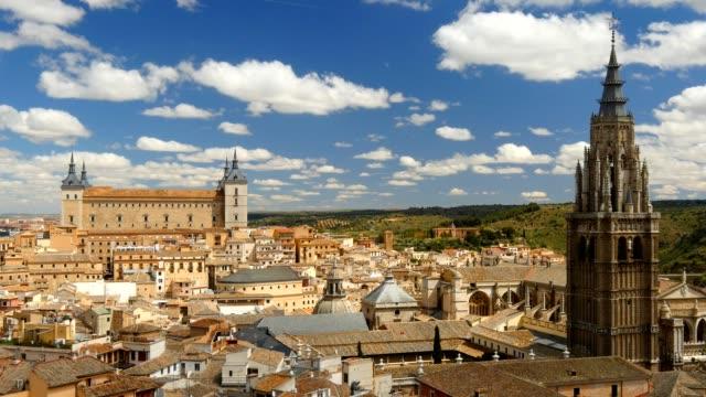 Toledo, Spain. video