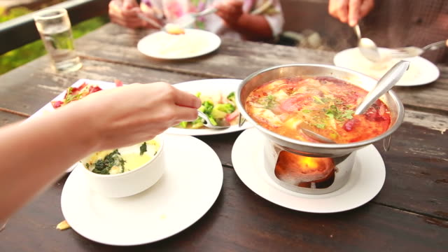 Tom Yum Soup video