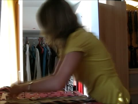 Too much clothes .. video