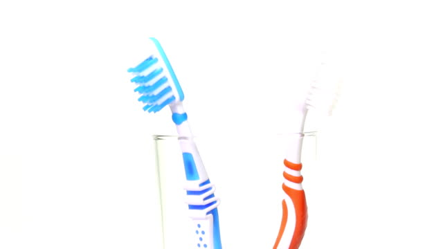 Toothbrushes video
