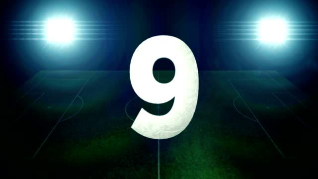Top 10 countdown - Football video