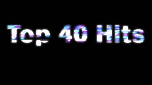 topp 40 träffar glitchy words - tema bildbanksvideor och videomaterial från bakom kulisserna