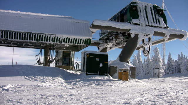 Top of the Chair Lift video