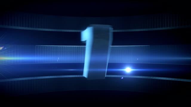 Top Ten Countdown video