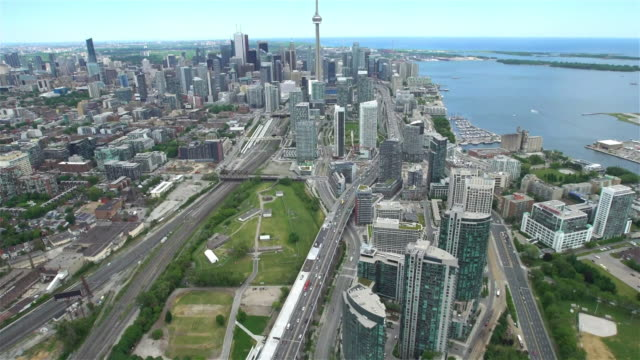 Toronto from the West video