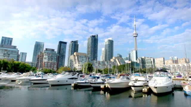 Toronto Marina, Canada video