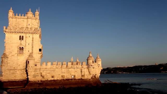 Torre de Belem (HD) video