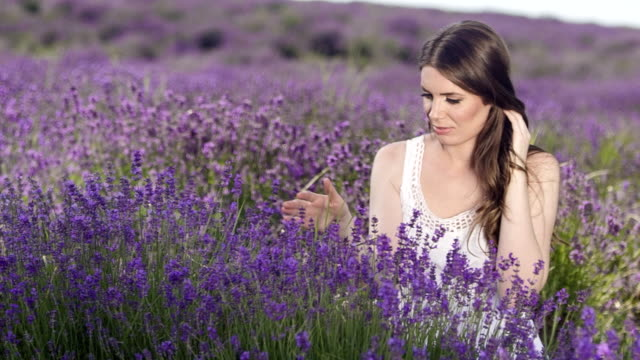 Touch of Lavender Flower video