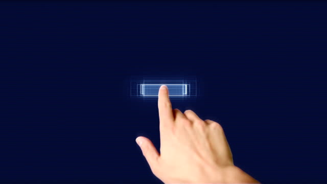 touch screen animation video