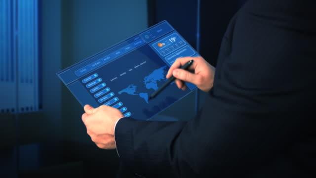Touch screen organizer (HD)