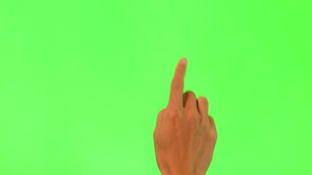 Touchscreen gestures