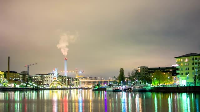 tour boat travel time lapse - ferry lake sweden bildbanksvideor och videomaterial från bakom kulisserna