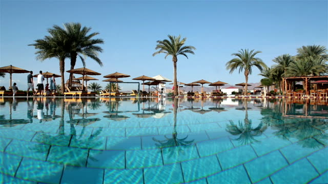 Tourist resort in Sharm el-Sheikh. Egypt