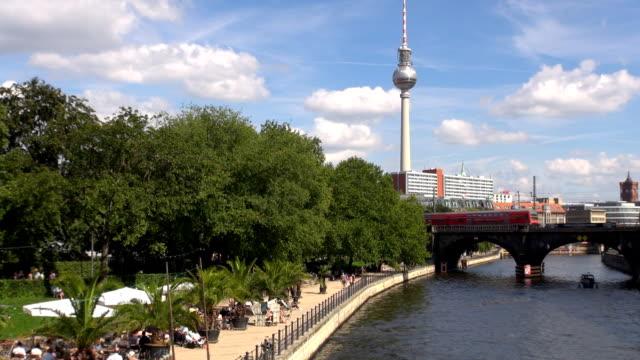 TV Tower - Berlin, Germany video