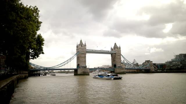 Tower Bridge in London, England -United Kingdom
