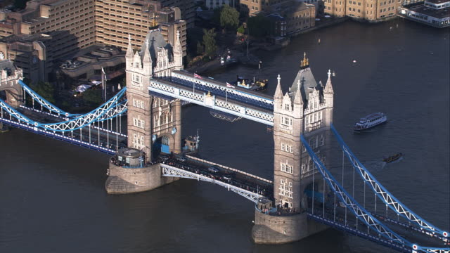 Tower Bridge London, England video