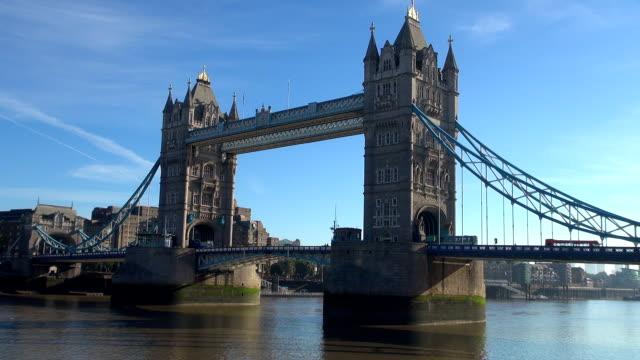 Tower Bridge - London, England video