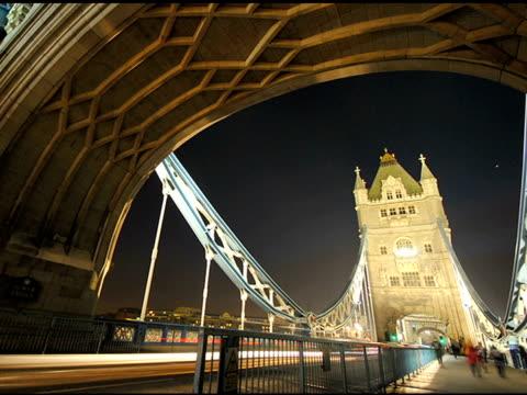 Tower Bridge London time-lapse DV