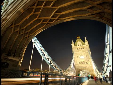 Tower Bridge London time-lapse PAL