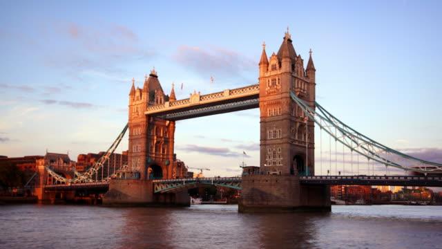 Tower Bridge, London video