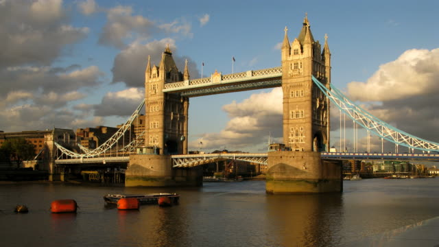 Tower Bridge sunset time-lapse London