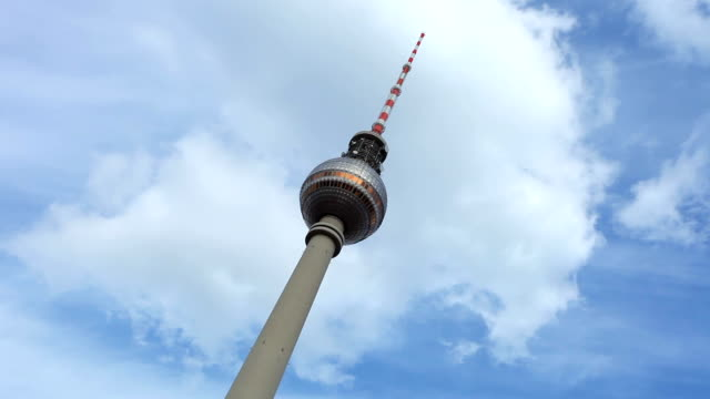 TV Tower in Berlin video