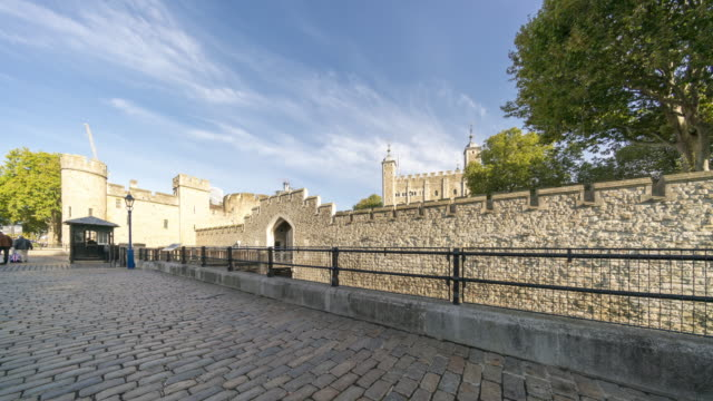 Tower of London time lapse
