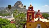 istock Town of Peña de Bernal in Queretaro 803510402