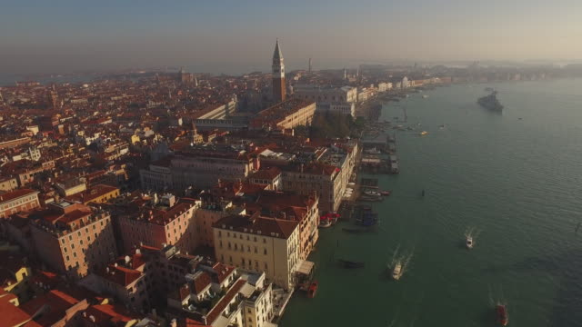 Town of Venice in Italy