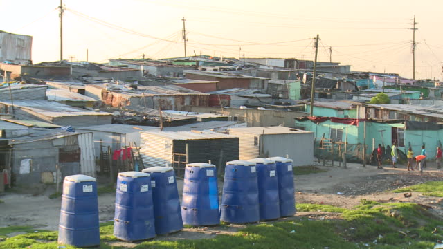township in south africa video