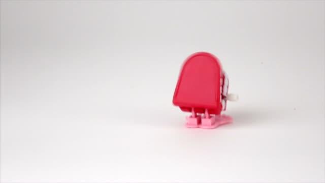 Toy denture video