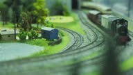istock Toy Model of a Steam Industrial Railway Locomotive from Childhood Memories. 1206050651