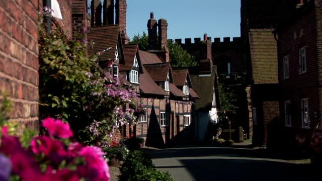 Traditional English Village