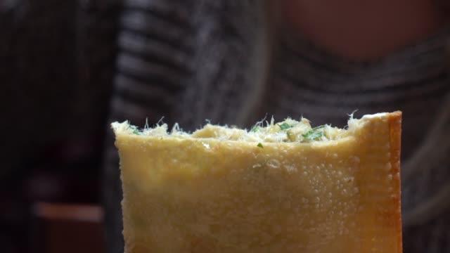 traditional foods in in municipal market - mercadao - in sao paulo, brazil - mortadella video stock e b–roll