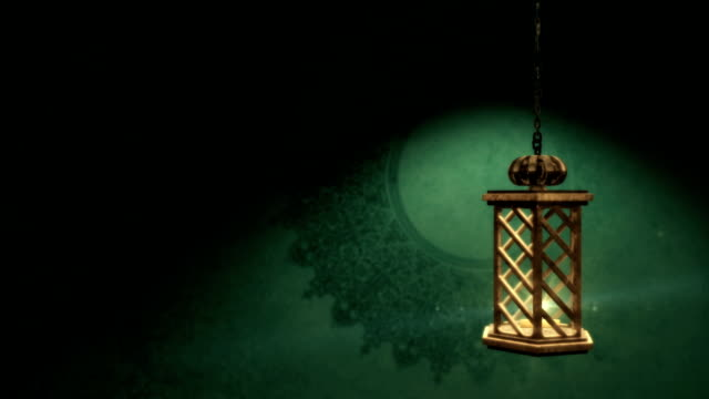 traditional lantern - ramadan stock videos and b-roll footage