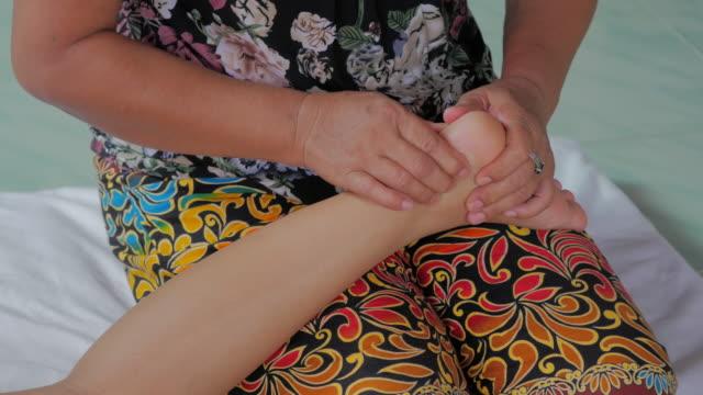 Traditional Thai Massage video