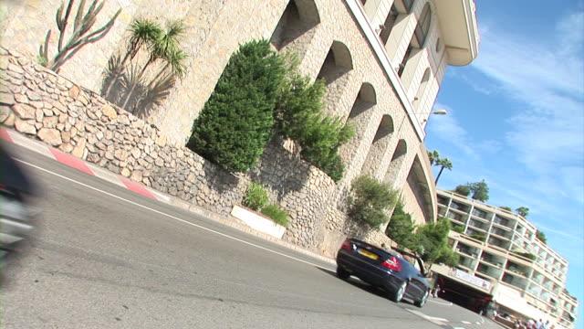 HD: Traffic In Monaco video