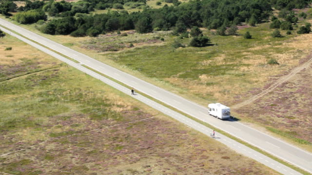 Traffic in north Denmark video
