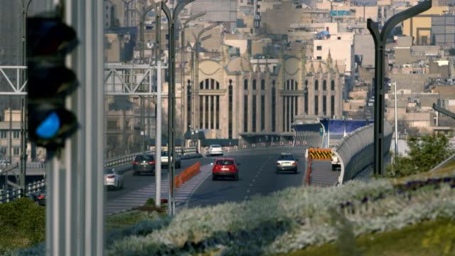 在德黑蘭交通 - 德黑蘭 個影片檔及 b 捲影像