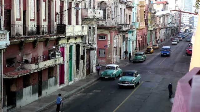 Trafic in la Habana video