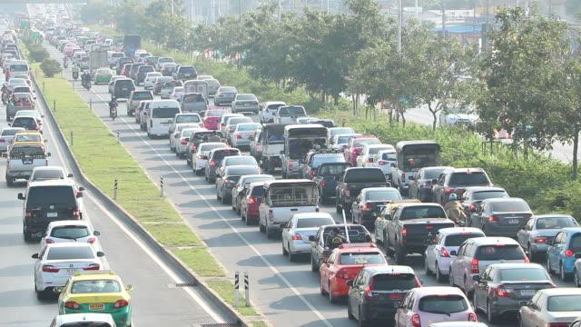渋滞ジャム - 渋滞点の映像素材/bロール