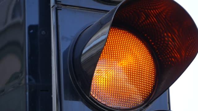 Traffic Light close up