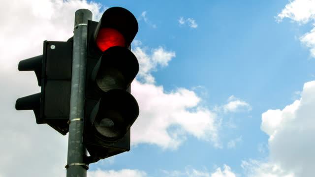 Traffic Light Time Lapse