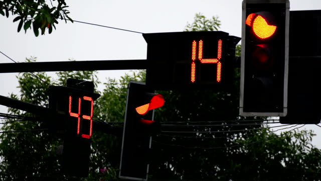 traffic light video